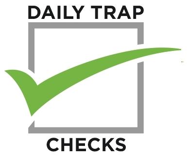 daily trap checks